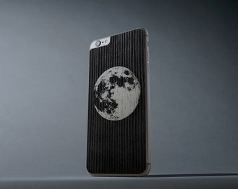 Lunar iPhone 6/6s Real Wood Skin - Made in the USA - FREE Shipping