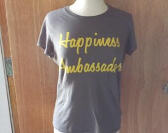 Happiness Ambassador T-Shirt