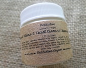 SPF-Collagen & Vitamin C -Sunscreen Facial Moisturizer with caffeine to lessen puffiness-1oz.
