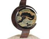 25% OFF SALE - Wood Art Sculpture - Art by Akita Wood Works