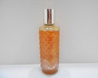 Vintage Intimate Fragrant Body Silk (0099) Revlon, 8 oz. Bottle....3/4 Full (15)
