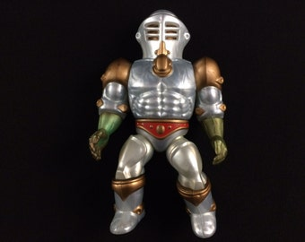 Masters of the Universe Extendar Toy Figure 1985