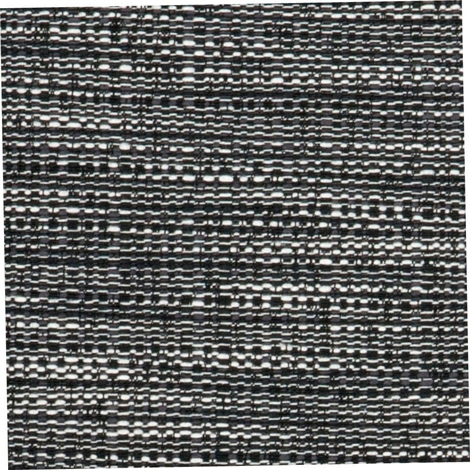 Black white tweed upholstery fabric woven grey material for for Black and white fabric