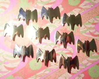 10 Goldplated Batman Insignias