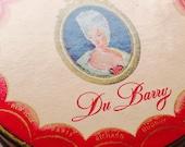 Sealed du Barry Powder- Richard Hudnut- New York - vintage du barry face powder