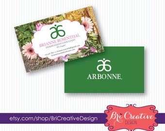 Gallery For Arbonne Business Cards