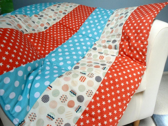baby play mat padded floor blanket personalize dots chevron