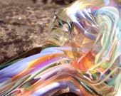 Bippity Boppity Blue Color Changing Glass Pipe
