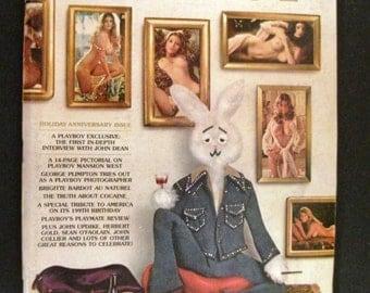 Playboy Magazine:  January 1975