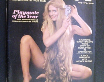 Playboy Magazine:  June 1978