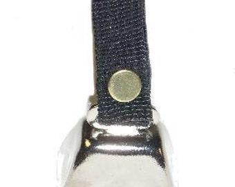 WARNER Dog Collar pet bell COW BELL
