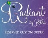 Custom Order for Susan