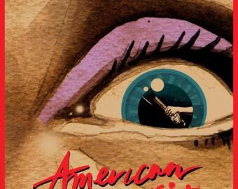 American Psycho Poster Art Print (A3)