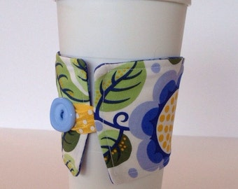 Coffee Cup Cozy, Coffee Cup Sleeve, Coffee Cozy