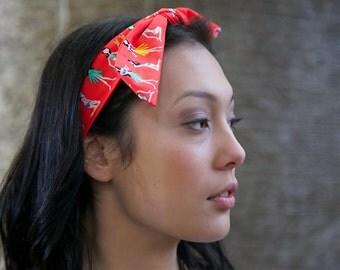 Tiki Girls Headband