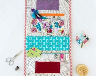Sew Handy Pouch  Pattern by Michelle/Sew Demented