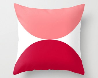 """outdoor cushions, outdoor pillows, narcissus, pink cushion, outdoor cushion, 16"""" x 16"""", 18"""" x 18"""" or 20"""" x 20"""""""