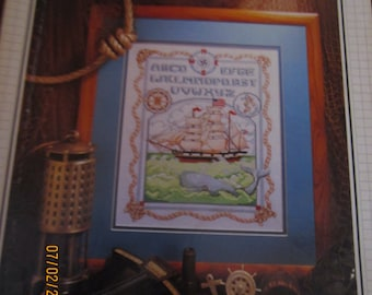 Cross Stitch and Country Crafts Jan/Feb 89