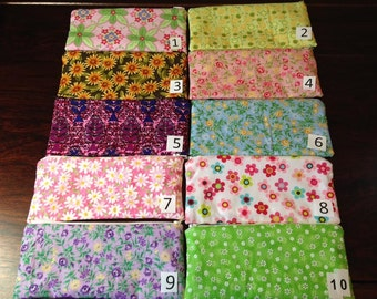 Sale* Flowers Makeup/Pencil Case