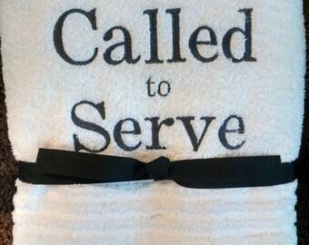 Missionary Towel