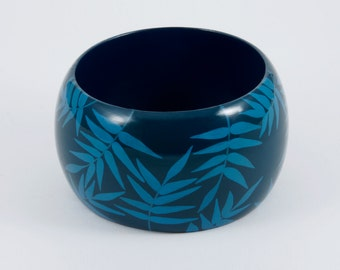 Bracelet TROPICAL Navy & Cobalt SOLD OUT !!! Soon available.