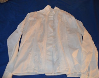 Beautiful All Cotton Vintage Blouse from Brooks Brothers Size 12