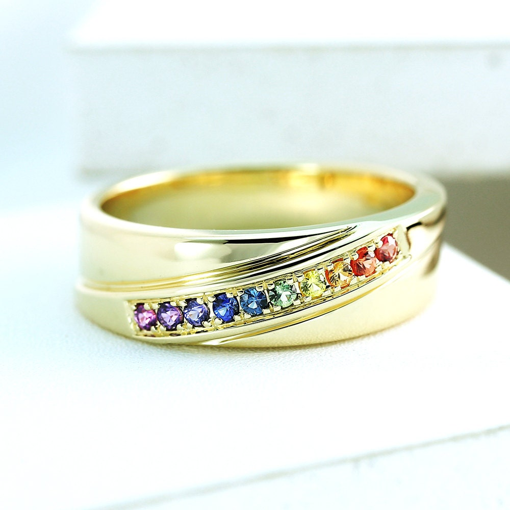 Gay Bottom Engagement Ring