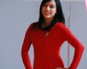 Ultimate Replica Star Trek Woman's uniform!