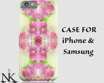 iPhone 6 Case iPhone 5 Case Abstract iPhone 5C Case Geometric iPhone Case iPhone 5s Case iPhone 4 iPhone 4s Case Pink Flower iPhone 6 Cases