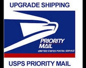 Upgrade to Priority Shipping. 1-3 days from date of production not date of order