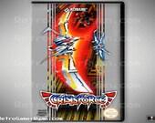 Crisis Force (NES Reproduction)