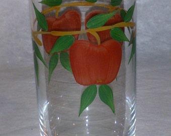 Franciscan Apple Imperial Glassware Tumbler