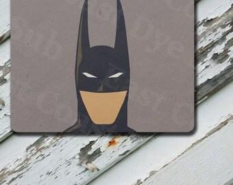 Mousepad Batman Minimalist Style Arkham Batman on Mousepad