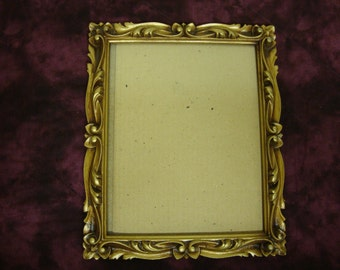 Ornate Gold Easel Frame