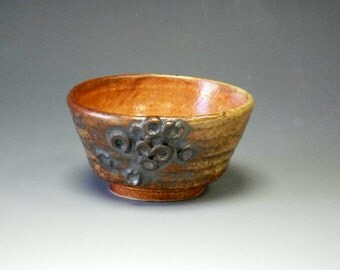 Barnacle Shino Tea Bowl