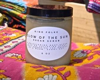 Glow of the Sun Body Scrub