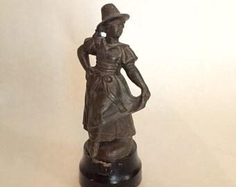 Beautiful cast Figure in Dance Costume