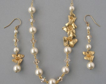 """Shop """"gold filled chain"""" in Jewelry Sets"""