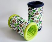 SAVE SHIPPING: 2x cosy cuddle tunnel / roll for guinea pigs or hegdehogs (squirrels)
