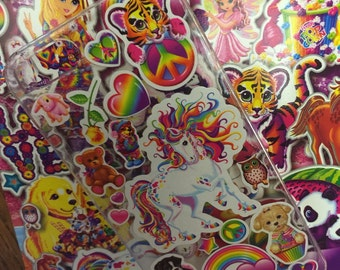 Lisa frank IPhone case