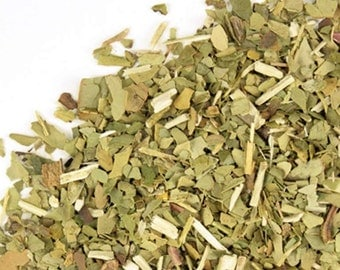 Organic Yerba Mate Dried Herb 1 oz. Great for Tea and substitute for caffeine