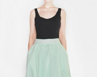 S.A.M.M.Y mint summer skirt