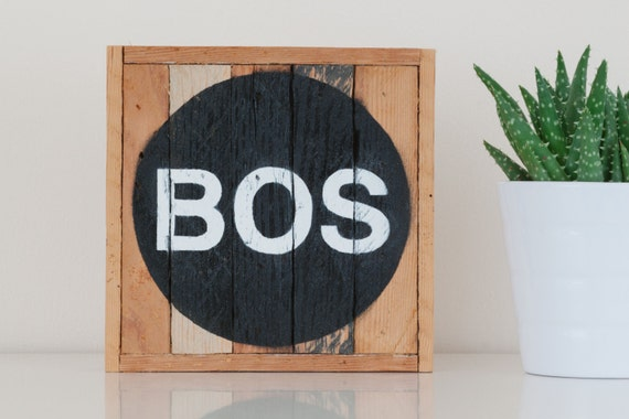 "6""x6"" BOS Stark & Steel Series #126 