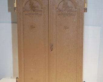 Vintage 1963 Ken Wardrobe Cabinet Closet by Suzy Goose Barbie