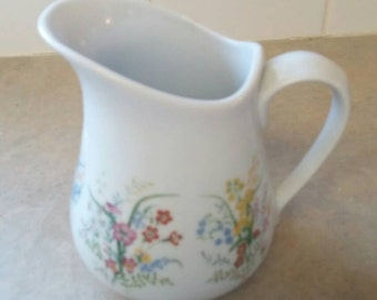 On Sale The Frieda Collection Cordon Bleu Serving Pitcher or Creamer with Floral Design