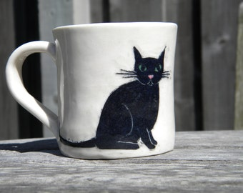 Mini Kiddie Kitty Mug