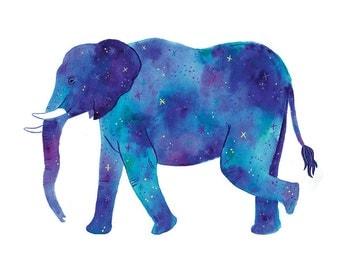 Extragalactic Elephant