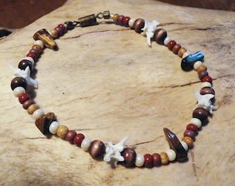 painted desert rattlesnake bracelet