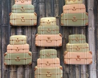 SUITCASE TRAVEL Sugar Cookies