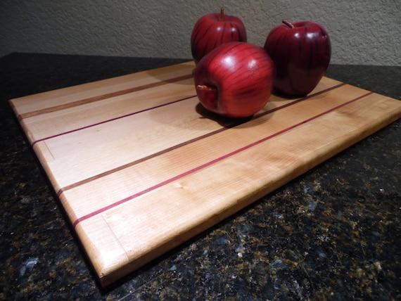 Maple butcher block black walnut mahogany by